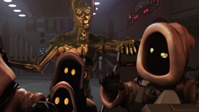 Star Wars Droids: The Jawa Adventure Trailer