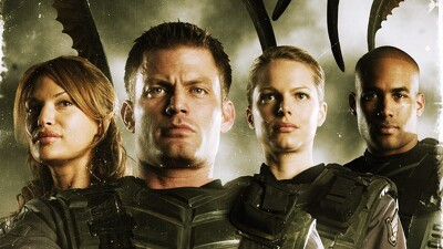 Starship Troopers 3: Marauder Trailer