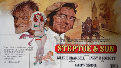 Steptoe and Son Trailer