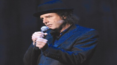 Steven Wright: When the Leaves Blow Away Trailer