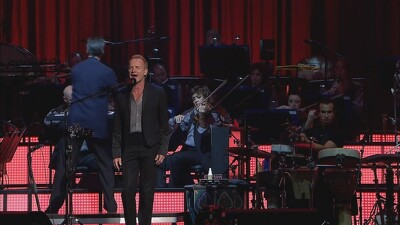 Sting: Live In Berlin Trailer
