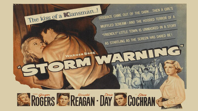 Storm Warning Trailer
