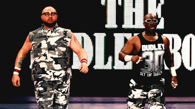Straight Outta Dudleyville: The Legacy of the Dudley Boyz Trailer