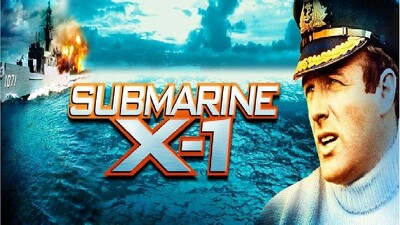 Submarine X-1 Trailer
