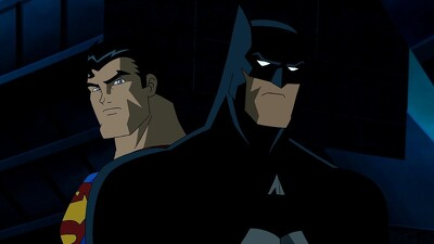 Superman/Batman: Public Enemies Trailer