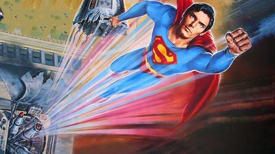 Superman IV: The Quest for Peace Trailer