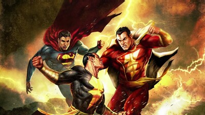 Superman/Shazam!: The Return of Black Adam Trailer