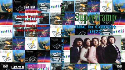 Supertramp - BBC In Concert Trailer