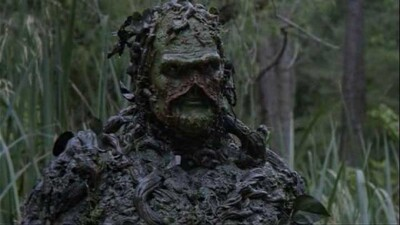 Swamp Thing Trailer