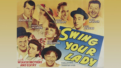 Swing Your Lady Trailer