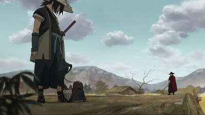 Sword of the Stranger Trailer