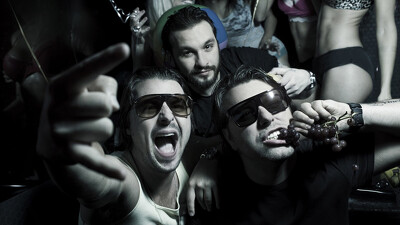 Take One: A Documentary Film About Swedish House Mafia Trailer