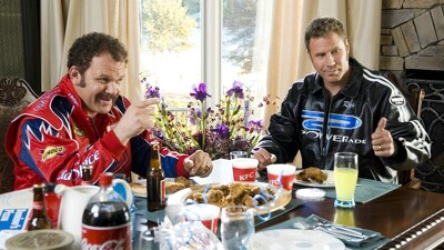 Talladega Nights: The Ballad of Ricky Bobby Trailer