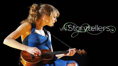 Taylor Swift: VH1 Storytellers Trailer