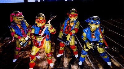 Teenage Mutant Ninja Turtles: Coming Out of Their Shells Tour Trailer