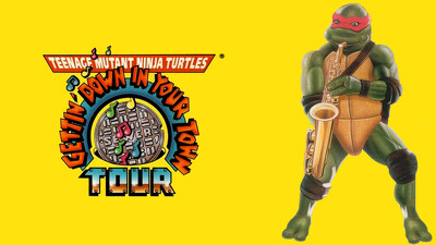 Teenage Mutant Ninja Turtles: Getting Down In Your Town Trailer