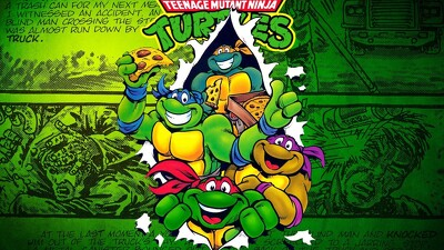 Teenage Mutant Ninja Turtles: Planet of the Turtleoids Trailer