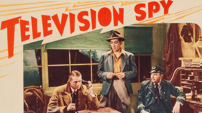 Television Spy Trailer