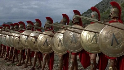 The 300 Spartans Trailer