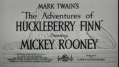 The Adventures of Huckleberry Finn Trailer
