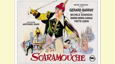 The Adventures of Scaramouche Trailer