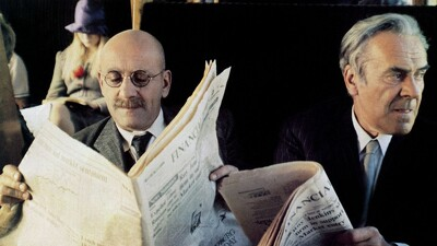 The Alf Garnett Saga Trailer