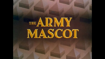 The Army Mascot Trailer