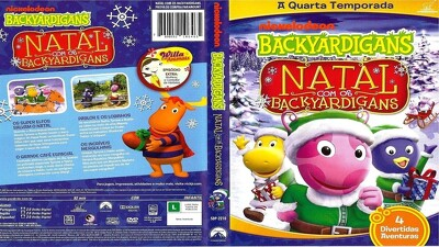 The Backyardigans: Christmas with the Backyardigans Trailer