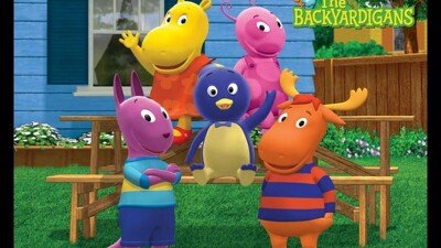 The Backyardigans: Escape from the Tower Trailer