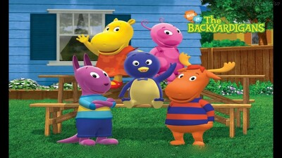 The Backyardigans: It's Great To Be A Ghost Trailer