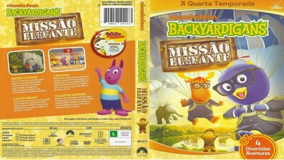 The Backyardigans: Operation Elephant Drop Trailer