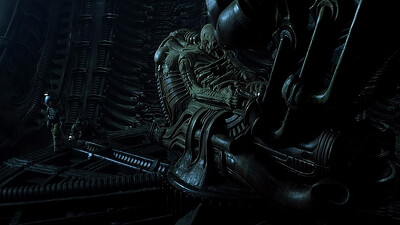The Beast Within: Making 'Alien' Trailer