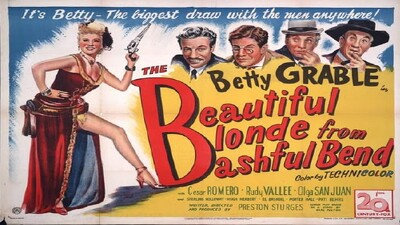 The Beautiful Blonde from Bashful Bend Trailer