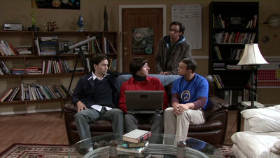 The Big Bang Theory: A XXX Parody Trailer