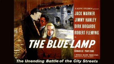 The Blue Lamp Trailer