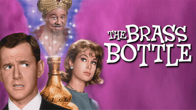 The Brass Bottle Trailer