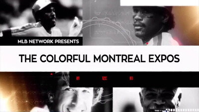 The Colorful Montreal Expos Trailer