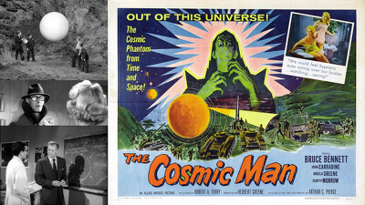 The Cosmic Man Trailer