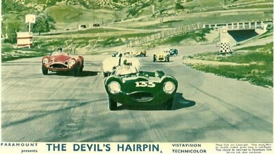 The Devil's Hairpin Trailer