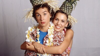 The Even Stevens Movie Trailer