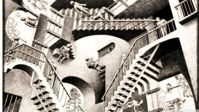 The Fantastic World of M.C. Escher Trailer