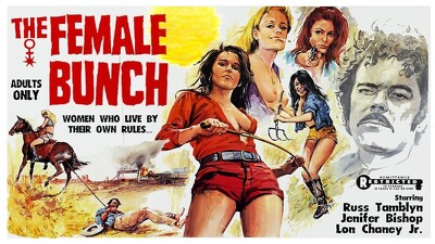 The Female Bunch Trailer