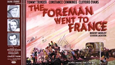 The Foreman Went to France Trailer
