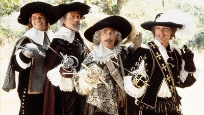 The Four Musketeers Trailer
