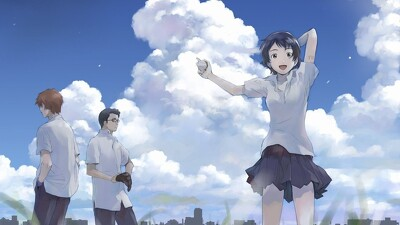 The Girl Who Leapt Through Time Trailer