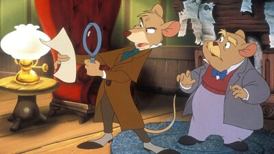 The Great Mouse Detective Trailer
