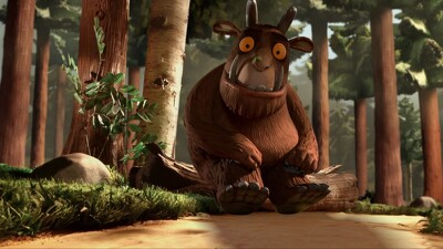 The Gruffalo Trailer