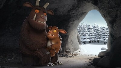 The Gruffalo's Child Trailer