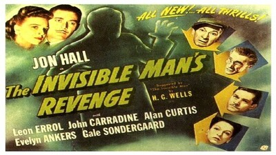 The Invisible Man's Revenge Trailer