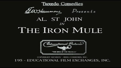 The Iron Mule Trailer